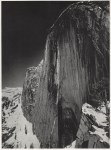 Lot #1092: ANSEL ADAMS - Monolith, the Face of Half Dome, Yosemite National Park, California - Original photogravure