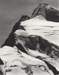 Lot #348: ANSEL ADAMS - Mount Resplendent, Jasper National Park. Canada - Original photogravure