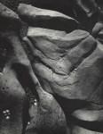 Lot #1706: ANSEL ADAMS - Rocks and Limpets, Point Lobos, California - Original vintage photogravure
