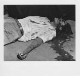 Lot #1801: MANUEL ALVAREZ BRAVO - Obrero en Huelga, Asesinado - Original photogravure