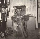 Lot #88: DIANE ARBUS - Topless Dancer in Her Dressing Room, San Francisco, CA - Original vintage photogravure