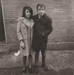 Lot #127: DIANE ARBUS - Teenage Couple on Hudson Street, N.Y.C - Original photogravure