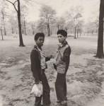 Lot #1559: DIANE ARBUS - Two Boys Smoking in Central Park, N.Y.C - Original photogravure