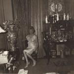 Lot #749: DIANE ARBUS - A Widow in Her Bedroom on 55th St., N.Y.C - Original vintage photogravure