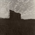 Lot #1492: DIANE ARBUS - A House on a Hill, Hollywood, CA - Original vintage photogravure