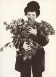 Lot #1957: RICHARD AVEDON - Judy Garland with Roses - Original photogravure