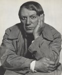 Lot #1012: MAN RAY - Pablo Picasso - Original photogravure