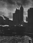 Lot #640: ALFRED STIEGLITZ - City of Ambition - Original photogravure