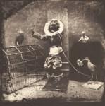 Lot #1128: JOEL-PETER WITKIN - Manuel Osorio - Original vintage photogravure