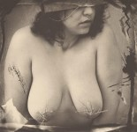 Lot #1872: JOEL-PETER WITKIN - Mexican Pin-up - Original photogravure