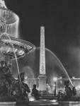 Lot #407: BRASSAI [gyula halasz] - L'Obelisque, Place de la Concorde - Original photogravure