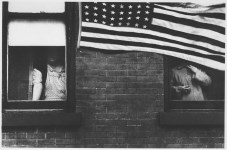 Lot #271: ROBERT FRANK - Parade, Hoboken, New Jersey - Original photogravure