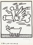 Lot #1833: KEITH HARING - Naples Suite #29 - Lithograph