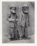 Lot #1566: MANUEL ALVAREZ BRAVO - Trabajadores del Fuego - Original photogravure