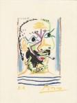 Lot #373: PABLO PICASSO [d'apres] - May 20, 1964 #02 - Original color silkscreen & lithograph