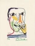 Lot #1110: PABLO PICASSO [d'apres] - May 20, 1964 #04 - Original color silkscreen & lithograph