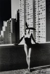 Lot #571: HELMUT NEWTON - Elsa Peretti As a Bunny, New York #1 - Original photolithograph