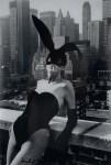 Lot #570: HELMUT NEWTON - Elsa Peretti As a Bunny, New York #2 - Original photolithograph