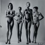 Lot #891: HELMUT NEWTON - Sie Kommen, Dressed/Sie Kommen, Naked - Original vintage photolithographs