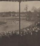 Lot #503: ALFRED STIEGLITZ - Going to the Post, Morris Park - Original vintage photolithograph