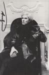 Lot #732: HELMUT NEWTON - Andy Warhol, Paris - Original photolithograph