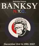 Lot #1093: BANKSY - Monkey Queen - Color offset lithograph
