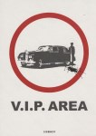 Lot #782: BANKSY - V.I.P. Area - Color offset lithograph printing