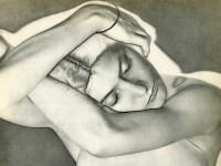 Lot #164: MAN RAY - Sleeping Woman (Woman on Folded Arms) - Original vintage photogravure