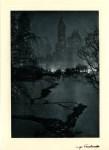 Lot #1578: ADOLF FASSBENDER - The White Night - Original vintage photogravure