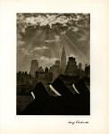 Lot #2141: ADOLF FASSBENDER - City, Thy Name Be Blessed - Original vintage photogravure