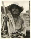 Lot #1905: PAUL STRAND - Man with a Hoe, Los Remedios - Original photogravure
