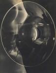 Lot #987: MAN RAY - Photomontage with Nude and Studio Light - Original vintage photogravure