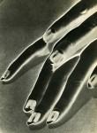 Lot #2051: MAN RAY - Fingers - Original vintage photogravure